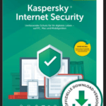 Kaspersky Internet Security 2020 1-Jahr / 3 Geräte / User MAC WINDOWS ANDROID