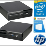 HP Computer ProDesk 400 G1 SFF Intel i5-4570
